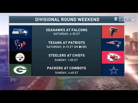 Boomer and Carton: Divisional round preview