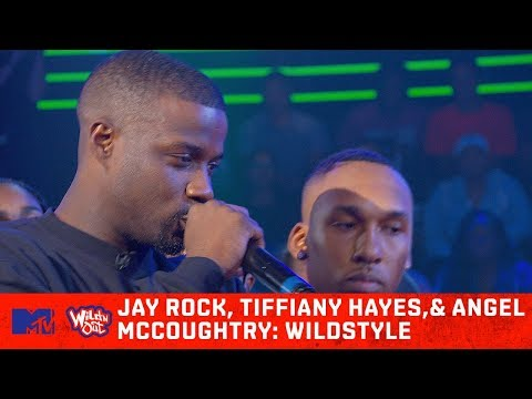 Jay Rock Joins Tiffany Hayes & Angel McCoughtry to Ball Out on Nick Cannon | Wild N Out