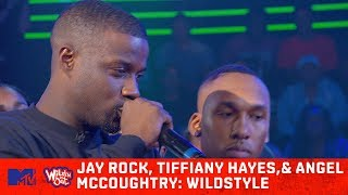 Jay Rock Joins Tiffany Hayes & Angel McCoughtry to Ball Out on Nick Cannon | Wild \'N Out