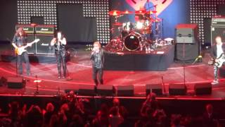 Starship - We built this city (iHeart 80s Party, SAP Center 2017) Video