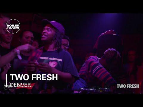 Electronic: Two Fresh Boiler Room x Budweiser Denver  Set