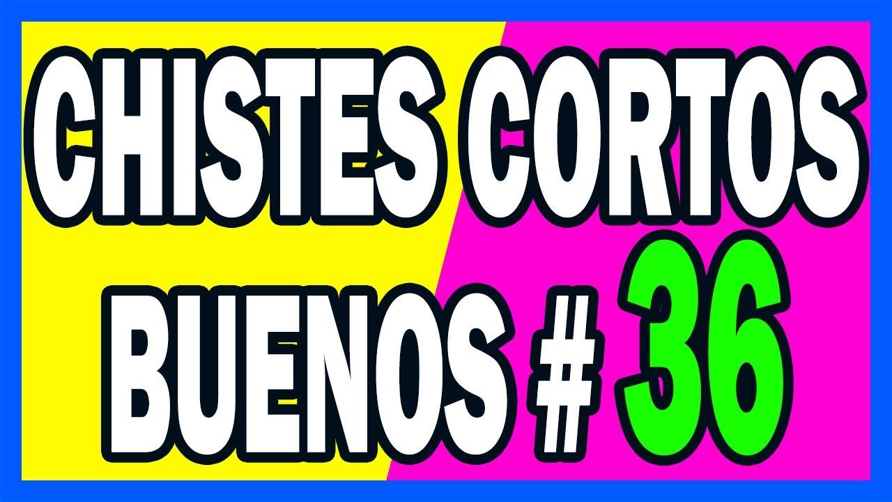 🤣 CHISTES CORTOS BUENOS # 36 🤣