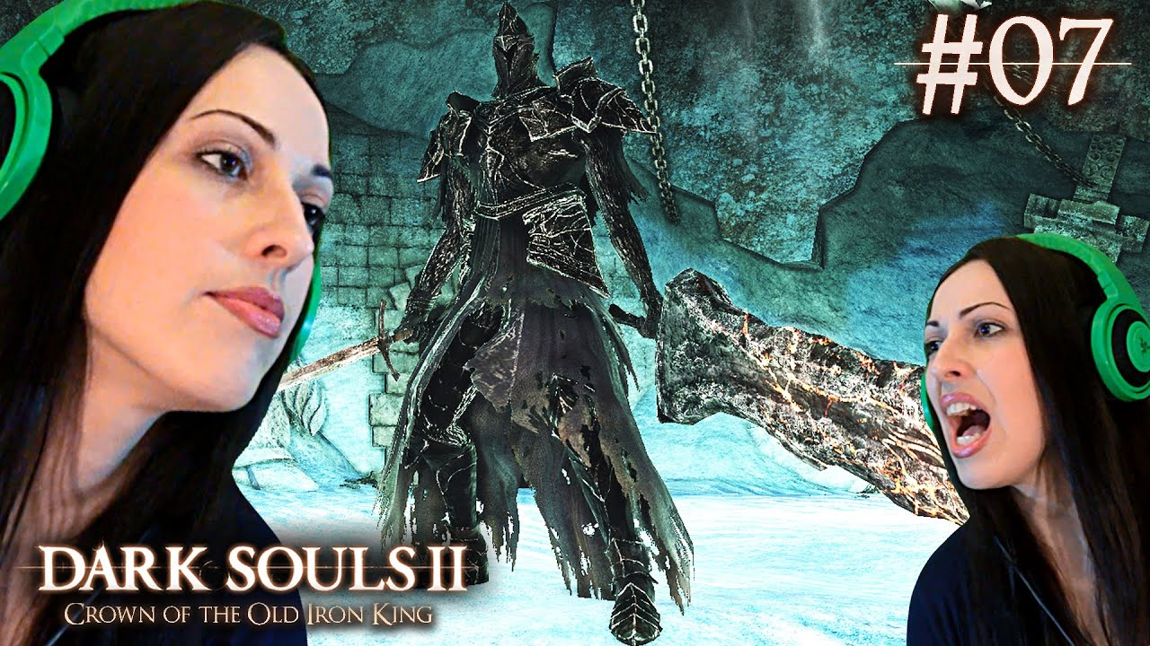 Crown Of The Old Iron King: Dark Souls 2 Crown Of The Old Iron King DLC Part 7