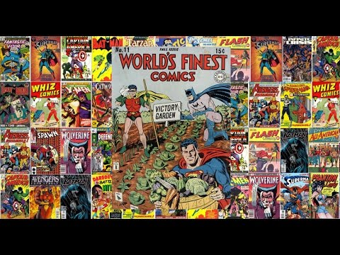 "Superman: Worlds Finest Comics #11, ""The City of Hate"""