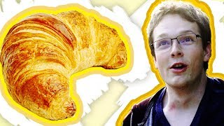 THE MOST PERFECT CROISSANT