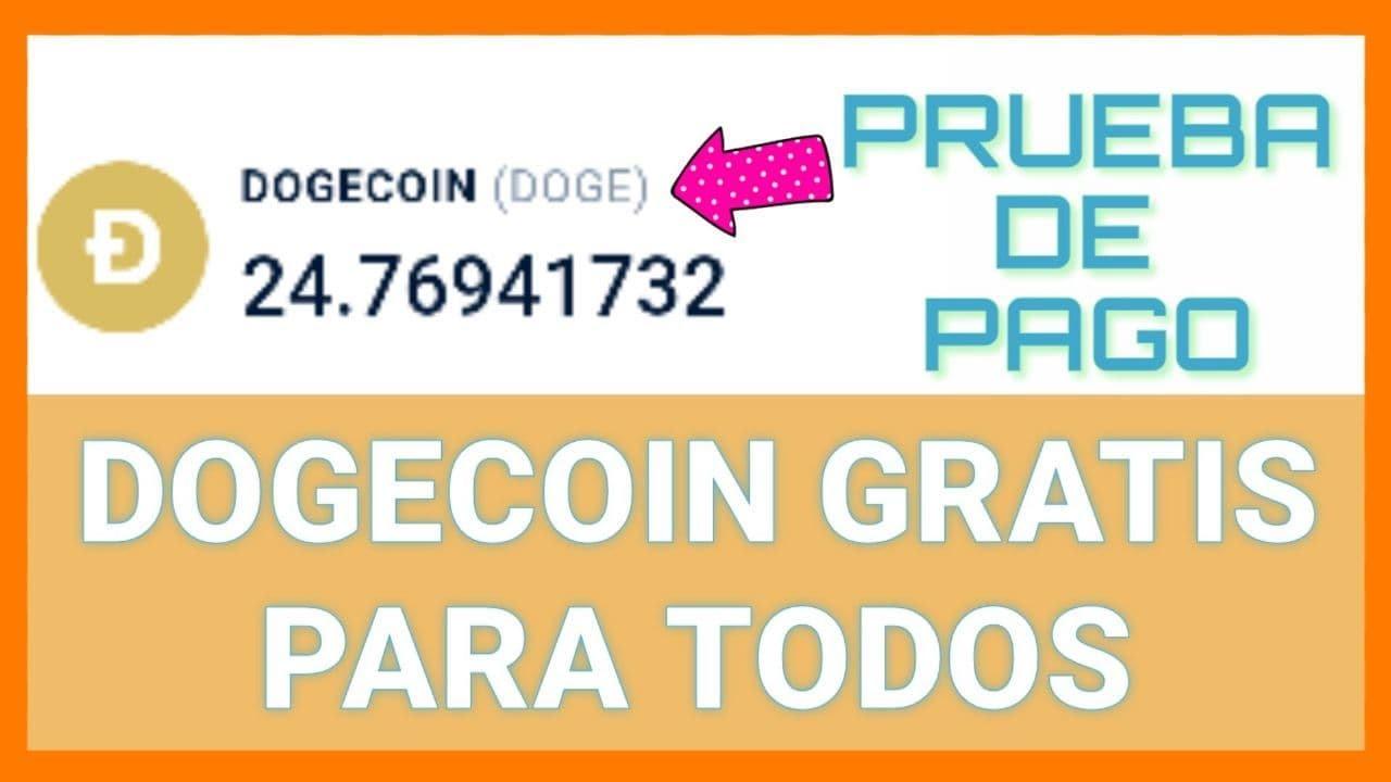 🐕como GANAR DOGECOIN GRATIS 🚀[PASO A PASO] 2020