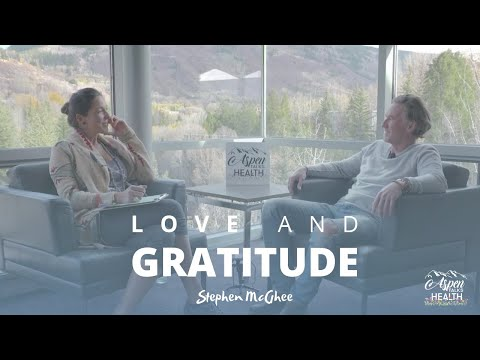 A Path To Love And Gratitude | Stephen McGhee