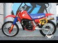1983 Honda CR480R ... Ready for Post Vintage Racing!