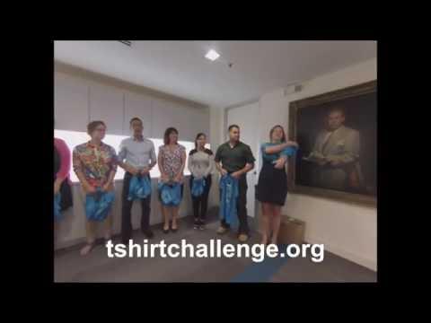 Parkinson's T-Shirt Challenge!
