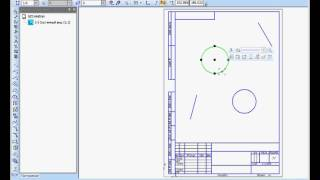 Базовые приёмы работы. Использование контестных меню и панелей в Компас 3D