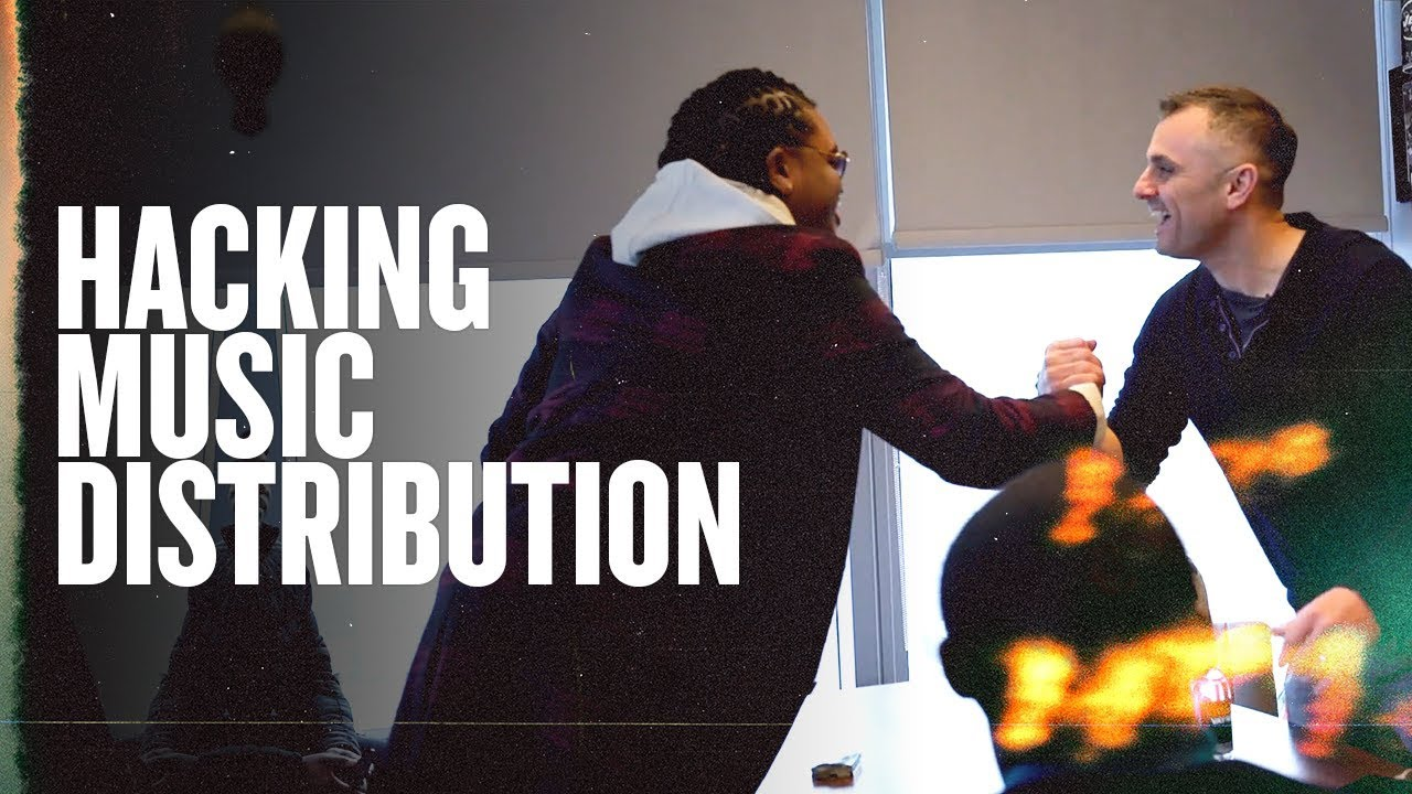 The Key to Music Distribution for Rappers | Meeting With Gunna