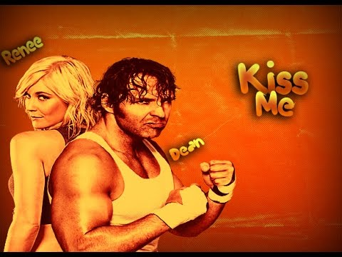Renee kisses