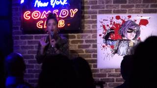 Kids - Christina Galston at New York Comedy Club - 2015-09-11