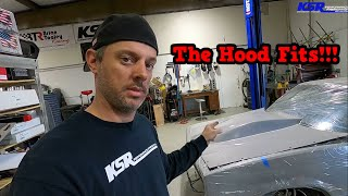 Mullet El Camino Build Episode 4 Remounting the Engine and Transmission