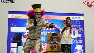 Finale โชว์มายากลสุดตื่นเต้น เล่นเอาเด็กๆหงายหลัง ขาชี้ฟ้า ก่อนเขาไปได้ 4 ผ่านใน Thailand Got Talent