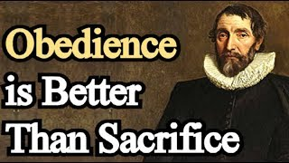 Alexander Henderson - Obedience Is Better Than Sacrifice