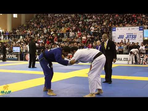 Andre Galvao vs Rodrigo Fajardo / European Championship 2015
