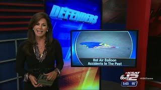 VIDEO: History of Texas hot air balloon accident