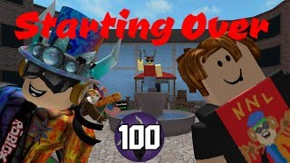 The Starting Over Series #1 | Roblox MM2