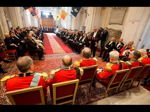 2017 Grand Master's speech to the Diplomatic Corps | Dire News Agency