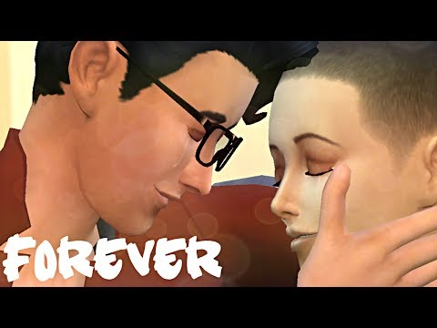 Claude Kelly - Forever [With Lyrics] [Music Video] [The Sims 4 Machinima]