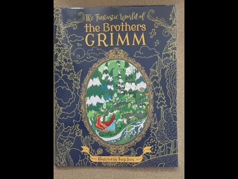 The Fantastic World of the Brothers Grimm flip through