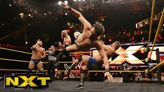 #DIY vs. The Revival - NXT Tag Team Championship Match: WWE NXT, Jan. 11, 2017