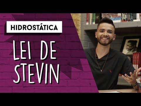 Lei de Stevin | HIDROSTÁTICA