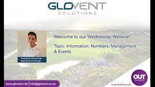 Webinar Wednesday: Information, numbers & Events