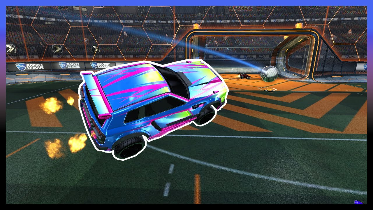 All Of My Car Presets & How To Make Them! | My Favorite Rocket League Car Designs