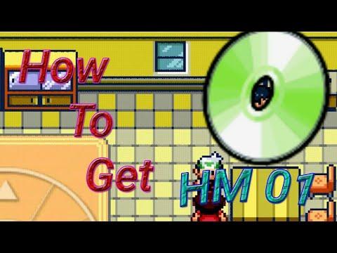 Вопрос: Как получить Cut в Pokemon Emerald?