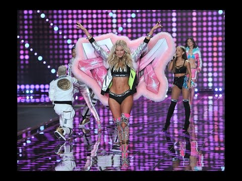 Видео, Ariana Grande - Victorias Secret Fashion Show- 2014-LONDON
