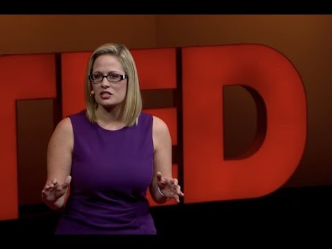 Creating meaningful political change | Kyrsten Sinema