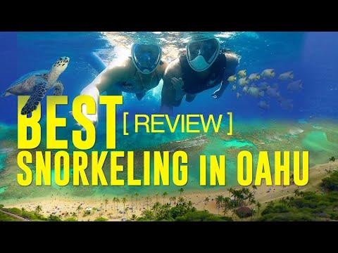 Hanauma Bay Beach Hawaii Snorkeling FULL REVIEW [4K]