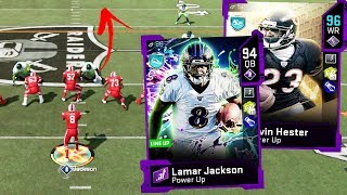 LAMAR JACKSON WITH BAZOOKA IS UNSTOPPABLE!! Madden 20 Gameplay