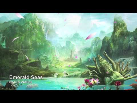 Louis Viallet - Emerald Seas (Majestic Beautiful Fantasy Adventure)