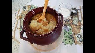 Картофельная бабка( картофельная запеканка, простой рецепт) Potato casserole, simple recipe