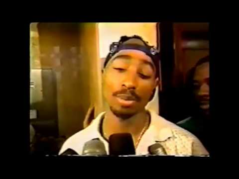 Funny Tupac Interview (1994)