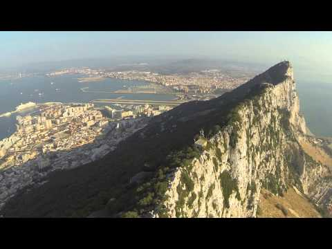Gibraltar by air