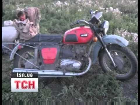Гибель мотоциклиста в С-Буде