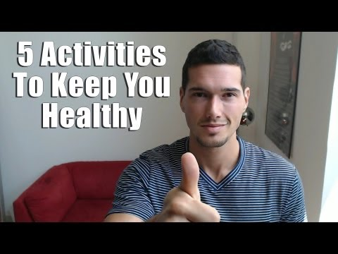 5 Suggestions to have a Healthy and Active Lifestyle