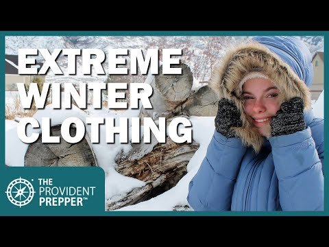 How To Dress For Extreme Winter Weather