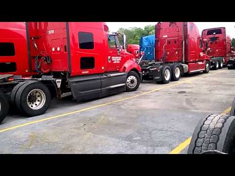 Shaffer Trucking New Kingstown Pa Terminal
