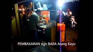 Burger Bakar ROCK-No.1 di Pasir Mas.(101% Arang Kayu made)