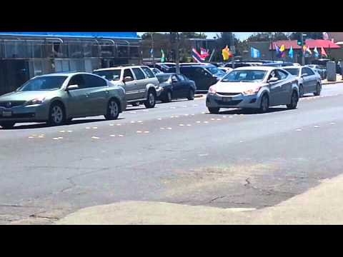Chp chase in Richmond,ca