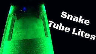 Snake Tube Lites Install and Review!
