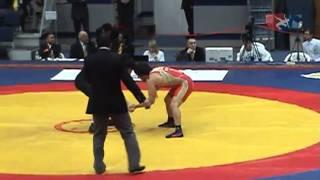 Yarygin 66kg Adam Batirov vs Anjgurke Tanatarov KAZ