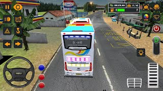 Mobile Bus Simulator V1.1 - First Gameplay HD