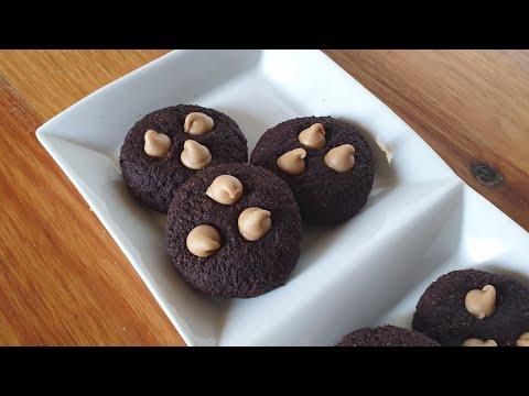 وصفة كوكيز الشوكولاتة بالشوفان لذيذة جدا مناسبة للدايت و للسبع خطوات الوصفة مكتوبة بالتفصيل تحت هنا
