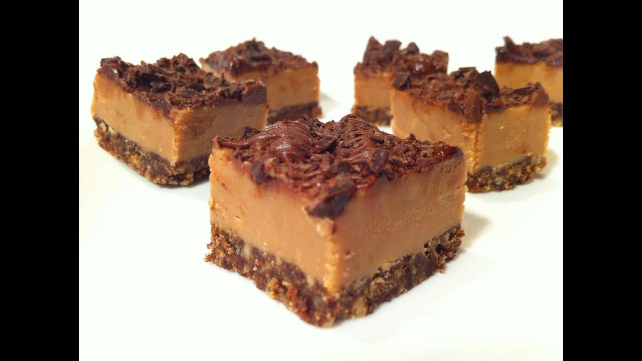 How To Make Choc Caramel Fudge Slice Youtube